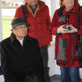 Jubiläumsbesuch 2015 Interessierte Besucher
