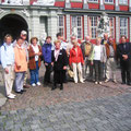 2007 20.Jahre DJG Winsen, Tour nach Wolfenbüttel Begrüßung durch den Stellv. Bürgerm. Bosse