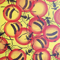 Honey Ants, 40 x 80 cm cm, Acryl auf Leinwand