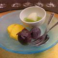 デザート(果物)