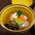 煮物(真鱈蕪蒸し)