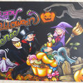 drawing 2015, Happy Halloween Picnic