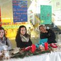 Weihnachtsverkauf der 7. Klassen