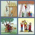 PSA-Cartoons