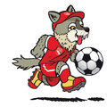 Cartoon FC Thun
