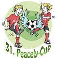 Cartoon Peacelycup