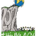Cartoon Safe the Planet