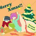 メリークリスマス!(さあ好きな子を持ち帰るがいい!あ、1日だけね。)