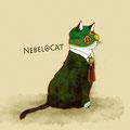 猫ベルさん。(アンドロイドさんって呼んでたキャラ、ネーベルになりました。)