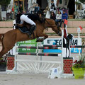 Reality Pearl, vice championne de Fr AS Poney 2 D 2014