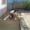 Avant - préparation du sol
