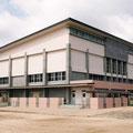 下松中学校 屋内運動場