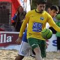 Urs Sahli @ Suzuki Swiss Beach Soccer League 2013 Liestal