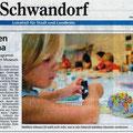 Mittelbayerische Zeitung, 08/2006