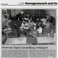 Fränkischer Tag, 01.04.2005