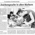 Mittelbayerische Zeitung, 22.08.2011