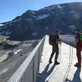 Die jüngste und längste Staumauer der Schweiz