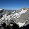 Ausblick bis zu den Walliser Alpen