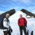 Philipp + Peter / Gipfel bereits in Sicht
