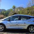 Zuerst ein bisschen Werbung für Elektromobilität mit eigenem Sonnenstrom