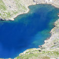 Der Lago Barone strahlt Stille und Klarheit aus.....