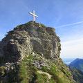 Der Gipfelkopf - Haupt, 2'312 m
