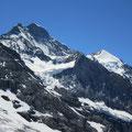 Jungfrau + Silberhorn