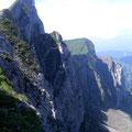 Tomlishorn (2'128 m) von Nordosten