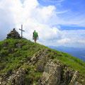 Gipfel des Zuestoll erreicht
