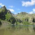 Stille Bergseen