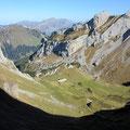 Abstieg via Rotenbalm, Zingeli