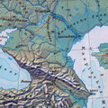 Das Kaukasusgebirge
