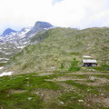 Panixerpass - Panixerpasshütte