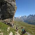 Abstieg bei Chringen