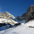 Abstieg via Stich - Grüen Planggen