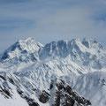 Grand Combin + Mont Vélan