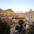 NEAT Abfahrt in Lugano um 20.02