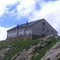 Die Glecksteinhütte