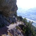 Tiebblick ins Rheintal