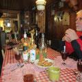 Tolle Gastfreundschaft bei der Alp Ober Brand