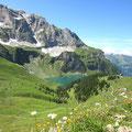 Bannalp ist ein tolles Ausflugsziel - mit der Seilbahn sehr einfach zu erreichen von Oberrickenbach.