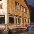 Angenehme Gastfreundschaft im Berghaus Bäregg