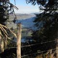Sicht gegen Schüpfheim