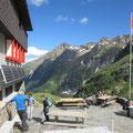 Gastfreundliche Berghütten