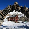 So sieht die Lämmerenhütte heute aus.
