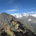 Plaisir-Klettern vor Traumkulisse