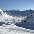 Gotthardpass vom Passo d'Orsino