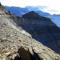 Rückblick in den ersten Felsenkessel.