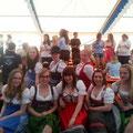 Fest des Burschenvereins Bubach