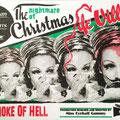 Lady Weird 2011 クリスマス&お年賀:シルク印刷